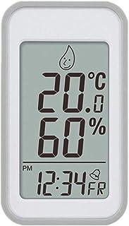 YIN YIN, higrómetro de la Temperatura, higrómetro seco electrónica LCD, de Alta precisión Instrumento de medición de la Te...