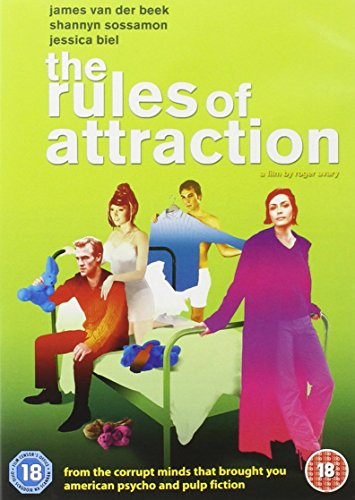 The Rules Of Attraction [DVD] [2017]