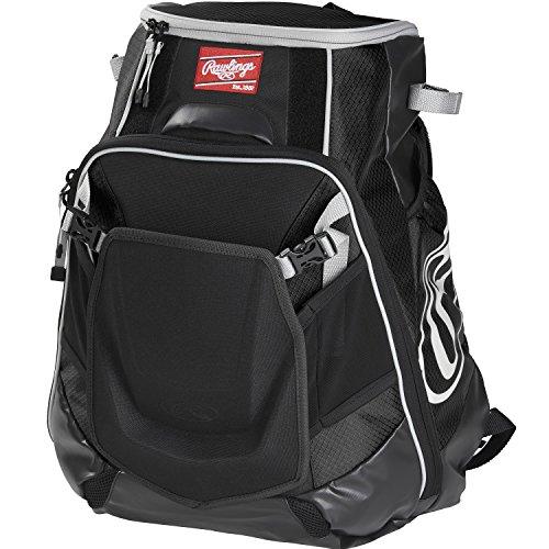 Rawlings Sporting Goods Velo Back Pack Black