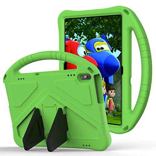 Protective Case For Lenovo Tab P10 (TB-X705F/L) case for Smart Tab M10(TB-X605F) case for Lenovo Tab M10(TB-X505F)Case,for Kids Eva Shockproof Lightweight Dropproof Stand Tablet Case Tablet Slim Cover