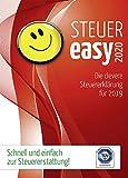 STEUEReasy 2020, clevere Schritt-für-Schritt Steuersoftware für die Steuererklärung 2019, Software im Download für Steuer-Anfänger für Windows 10 & 8