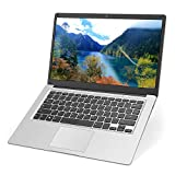 14 inch Laptop Notebook Computer PC, Windows 10 Home 64-bit OS Intel CPU 4GB RAM 64GB Storage, 1366x768 IPS Display 10000 mAh High Battery Life, WiFi Mini HDMI Compatible with Bluetooth