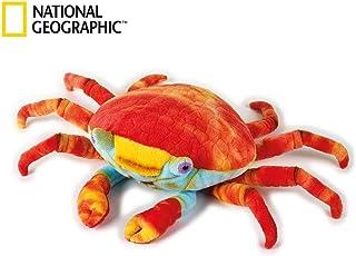 National Geographic Christmas Island Red Crab Plush