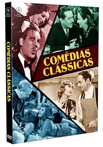 Comédias Clássicas [Digipak com 2 DVD's]