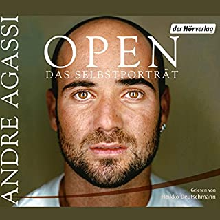 Open     Das Selbstporträt              By:                                                                                                                                 Andre Agassi                               Narrated by:                                                                                                                                 Heikko Deutschmann                      Length: 7 hrs and 13 mins     1 rating     Overall 4.0
