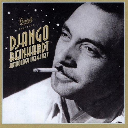 Anthology: 1934-1937 by Django Reinhardt