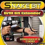 Serpente bit drill bit Extender Plus nuovo serpente a cricchetto strumento