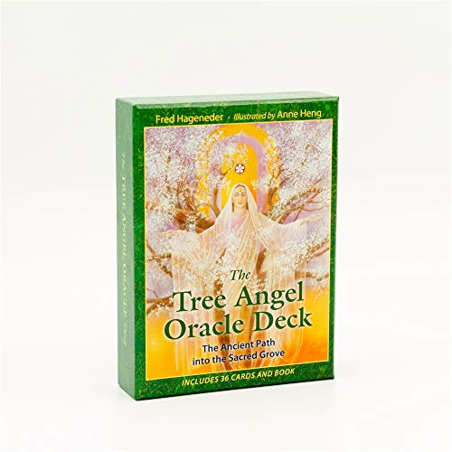 The Tree Angel Oracle Deck: The Ancient Path into the Sacred Grove