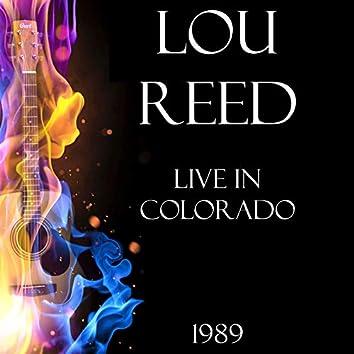 Live in Colorado 1989 (LIVE)