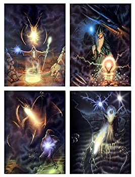 wizard fantasy art