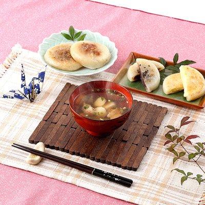 当別母さんのいもだんご汁セット&いもだんごおやき4種セット 有限会社フードストアいしもと 北海道