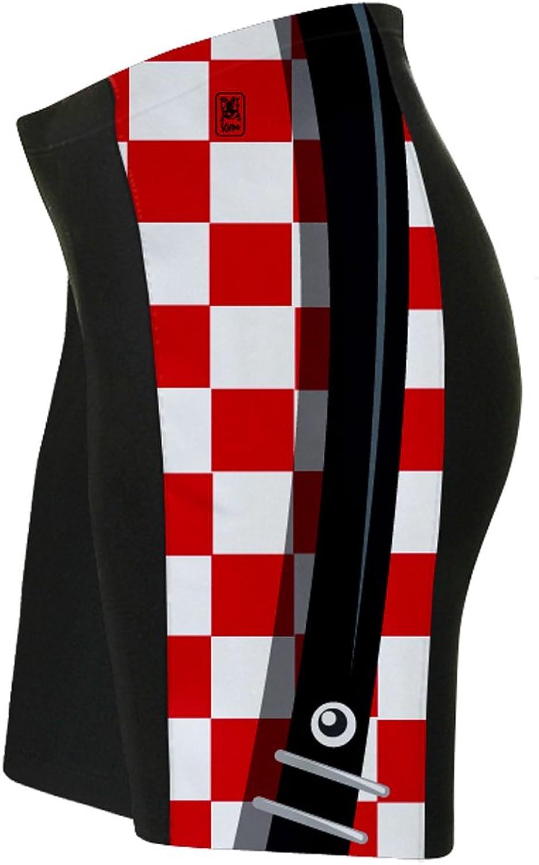 Rodeo Clown Cycling Shorts for Men