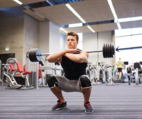 Nordic Lifting Knee Sleeves