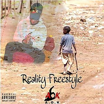 Reality Freestyle...