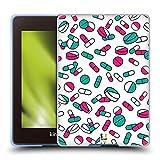 Head Case Designs Tablette Und Kapseln Pille Muster Soft Gel Handyhülle/Hülle kompatibel mit...