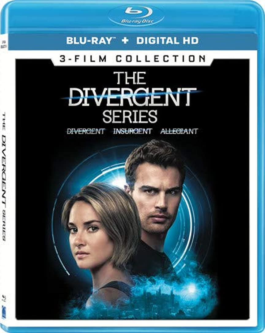 けん引自明コーラスDivergent Series 3-Film Collection/ [Blu-ray]