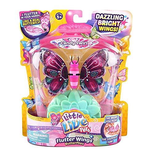 Little Live Haustiere Schmetterlinge - Serie 3 - Candy Swirl (Versand aus UK)