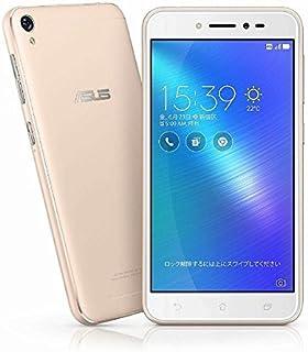 エイスース ASUS ZenFone Live シャンパンゴールド ZB501KL-GD16