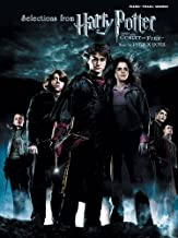 Harry Potter and the Goblet of Fire™, Selections from: Piano/Vocal/Chords Sheet Music Songbook Collection