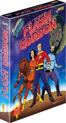 Pack: Las Aventuras De Flash Gordon (Serie Completa) [DVD]