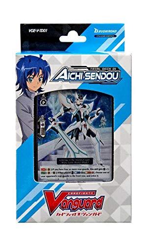 Cardfight Vanguard V1 Aichi Sendou Trial Deck VGE-V-VTD01