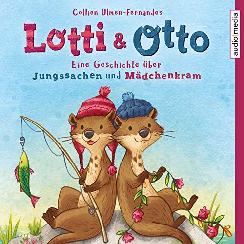 Lotti & Otto audiobook cover art