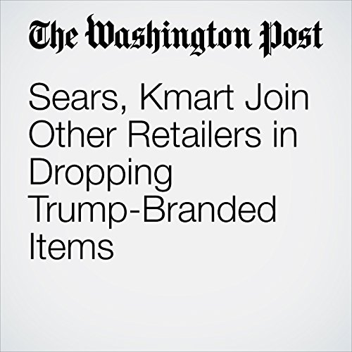 Sears, Kmart Join Other Retailers in Dropping Trump-Branded Items copertina