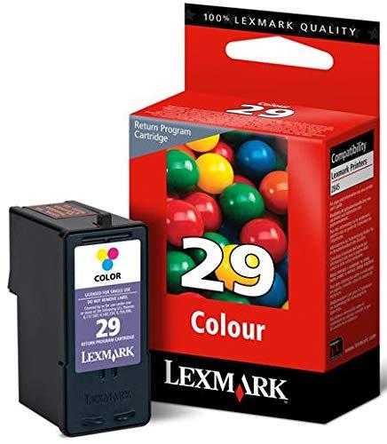 LEX18C1529 - 18C1529 29A Ink 29a Color Print Cartridge