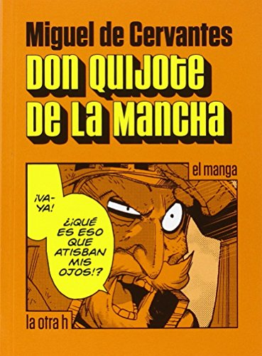 Don Quijote de la Mancha: El manga