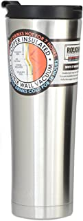 Roughneck 24 oz. Stainless Steel Insulated Travel Coffee Mug - Stainless Steel
