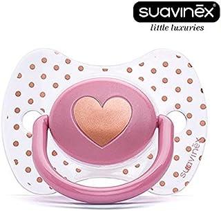 Amazon.es: chupete rosa suavinex