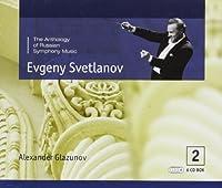 Alexander Glazunov Orchestral