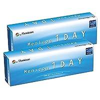 メニコン1DAY 【BC】8.6【PWR】-5.00 30枚入 2箱