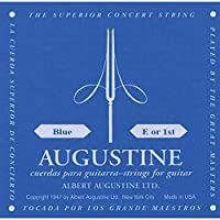 AUGUSTINE オーガスチン クラシックギター弦 ブルー1弦  BLUE 1st