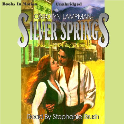 Silver Springs audiobook cover art