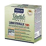 Nuncas Vegetale Lavastoviglie Tabs - 396g