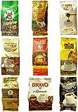 Sortiment Griechischer Kaffee 9 Marken (1400g) - Mokka Auswahl aus Griechenland & Zypern - Set Mocca Kaffee gemahlen - gerösteter Mocha