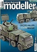 ミリタリーイラストレイテッド・モデラー 114号(AFV号) 模型誌 military illustrated modeller 114