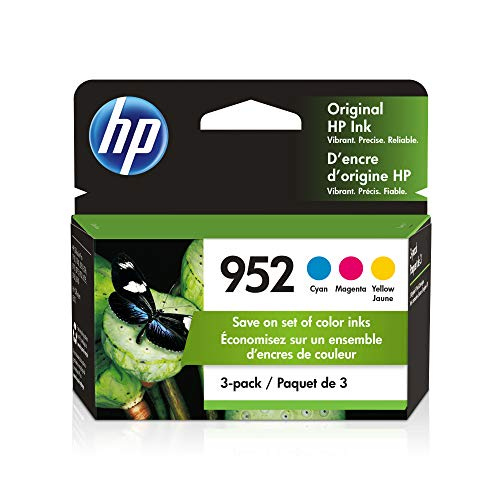 HP 952 | 3 Ink Cartridges | Cyan...