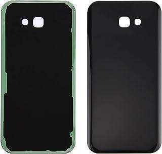 غطاء خلفي لبطارية لينغلاند لهاتف جالاكسي A7 (2017) / A720 (أسود) أغطية خلفية للهاتف الخلوي (اللون: أسود)