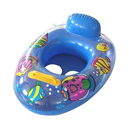 Forfar Baby Schwimmen Ring Schwimmen Boots Spielzeug Schwimmen Sitzring Aufblasbarer Schwimmer Karikatur Design Sicherhe