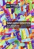 Salud mental comunitaria (CIENCIAS SOCIALES Y JURÍDICAS)