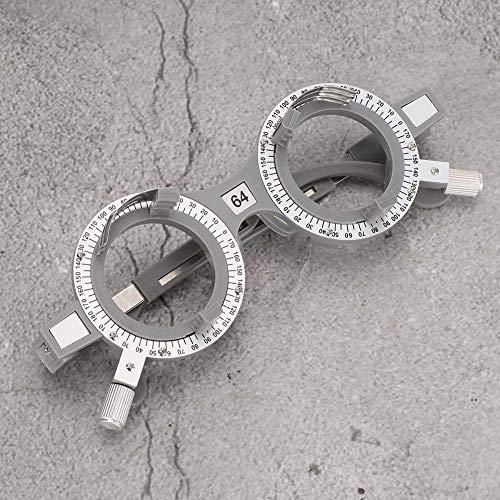 Wosune Marco de optometría Ultraligero, Marco de Lente de optometría, fácil de Llevar Profesional para Hombres, Mujeres, Gafas de Sol, anteojos, Uso doméstico