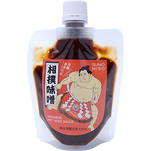 鶴味噌醸造 相撲味噌 チューブ 150g
