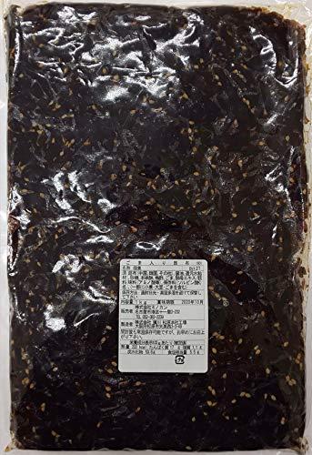 佃煮 ごま入り昆布 1kg×12P 業務用 胡麻 こぶ 昆布