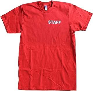 Patrick Swayze Double Deuce Staff Road House Shirt