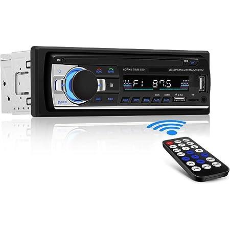 Andven Autoradio Mit Bluetooth Freisprecheinrichtung Elektronik