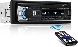comprar comparacion Nuevo Version Andven Autoradio Bluetooth, 4×60W FM Radio de Coche, Manos Libres Radio Estéreo de Coche, Apoyo Control Re...