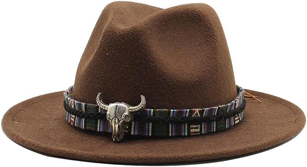 Women's and online shop Men's Fedora Hat Classic Panama Brim lowest price Wide Elegant Wo