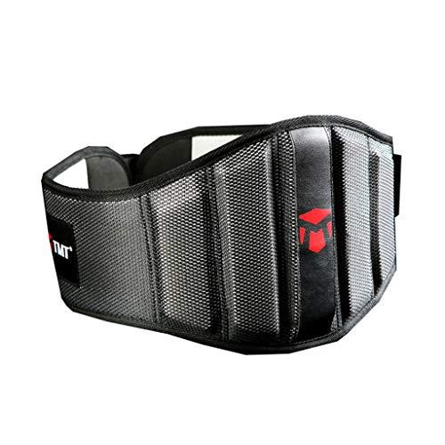 WZNING Pesos Peso de elevación de la cintura correa de soporte Fajas Por gimnasio de...